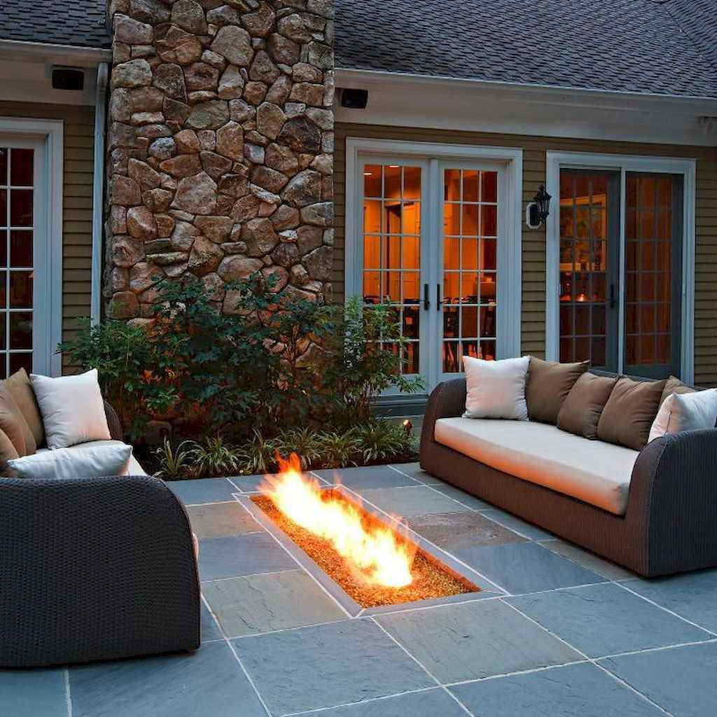 28 easy diy fire pit ideas for backyard landscaping