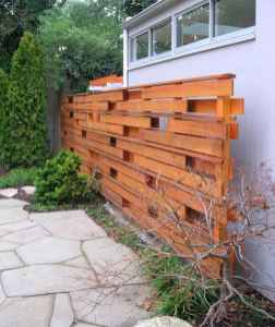 30 simple and cheap privacy fenceideas