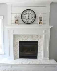44 small fireplace makeover decor ideas