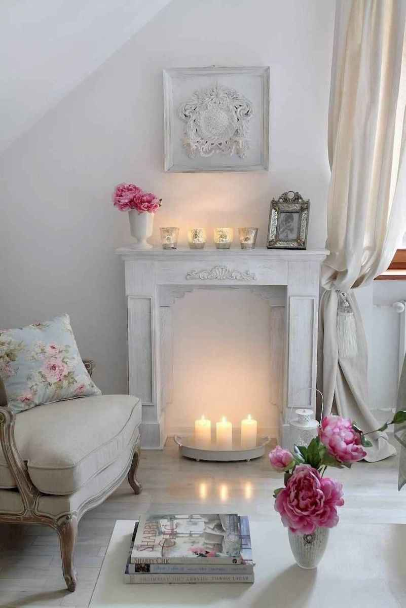 52 shabby chic living room decorating ideas