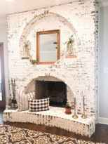 53 small fireplace makeover decor ideas