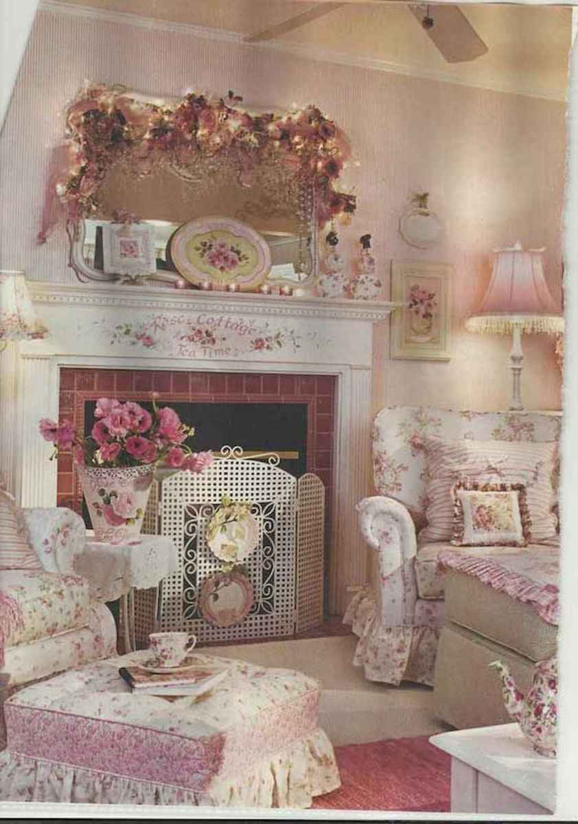 54 shabby chic living room decorating ideas