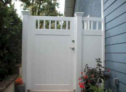 55 simple and cheap privacy fenceideas
