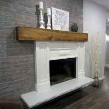 57 small fireplace makeover decor ideas