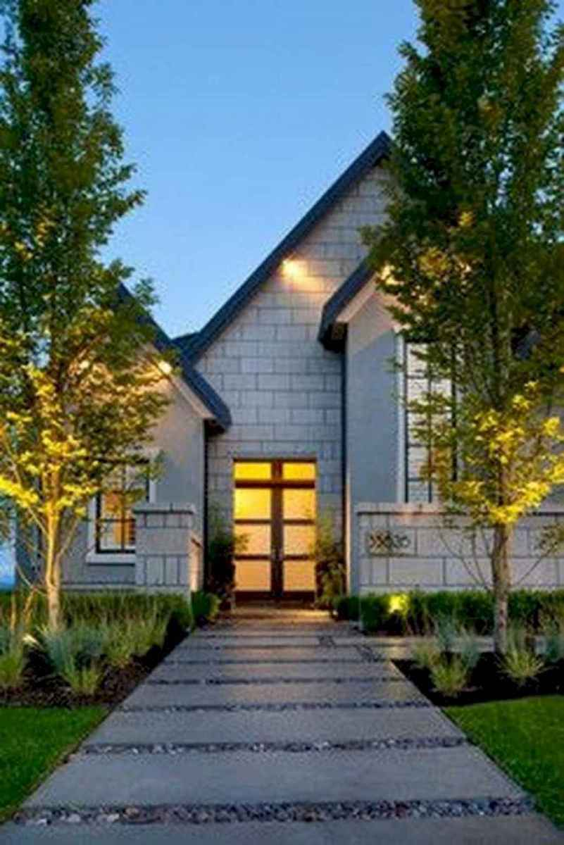 58 low maintenance front yard landscaping ideas