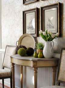 61 fancy french country dining room decor ideas