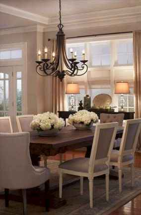 67 fancy french country dining room decor ideas
