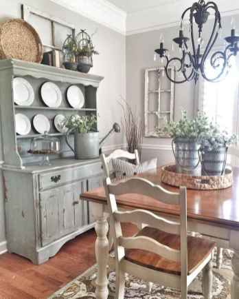 68 fancy french country dining room decor ideas