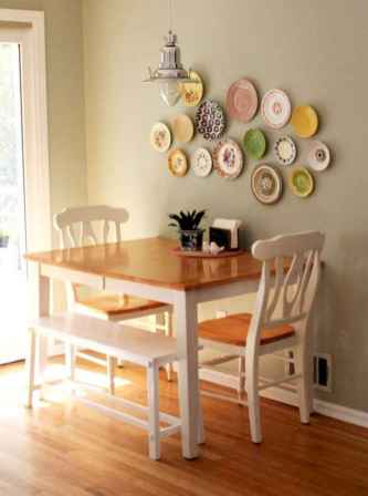 85 small dining room table & decor ideas