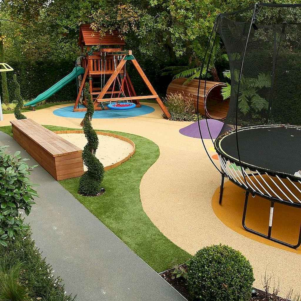01 diy playground project ideas for backyard landscaping