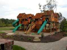 04 diy playground project ideas for backyard landscaping