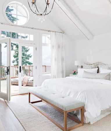 06 rustic lake house bedroom decorating ideas