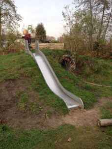 28 diy playground project ideas for backyard landscaping