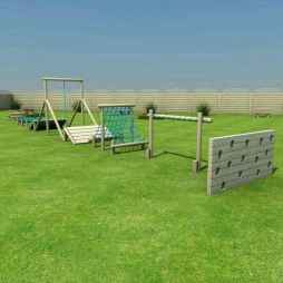 29 diy playground project ideas for backyard landscaping