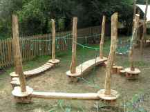 33 diy playground project ideas for backyard landscaping