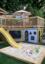 36 diy playground project ideas for backyard landscaping