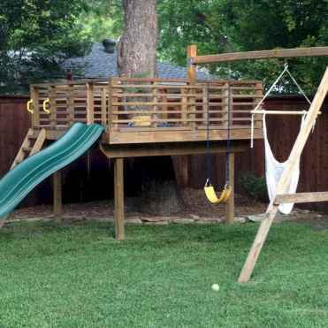 44 diy playground project ideas for backyard landscaping