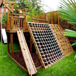 47 diy playground project ideas for backyard landscaping