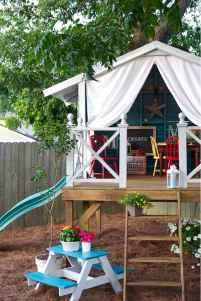 55 diy playground project ideas for backyard landscaping