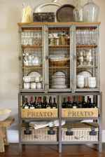 55 modern farmhouse kitchen cabinets makeover ideas