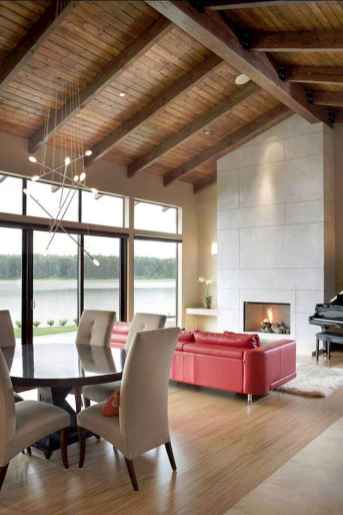 55 rustic lake house bedroom decorating ideas