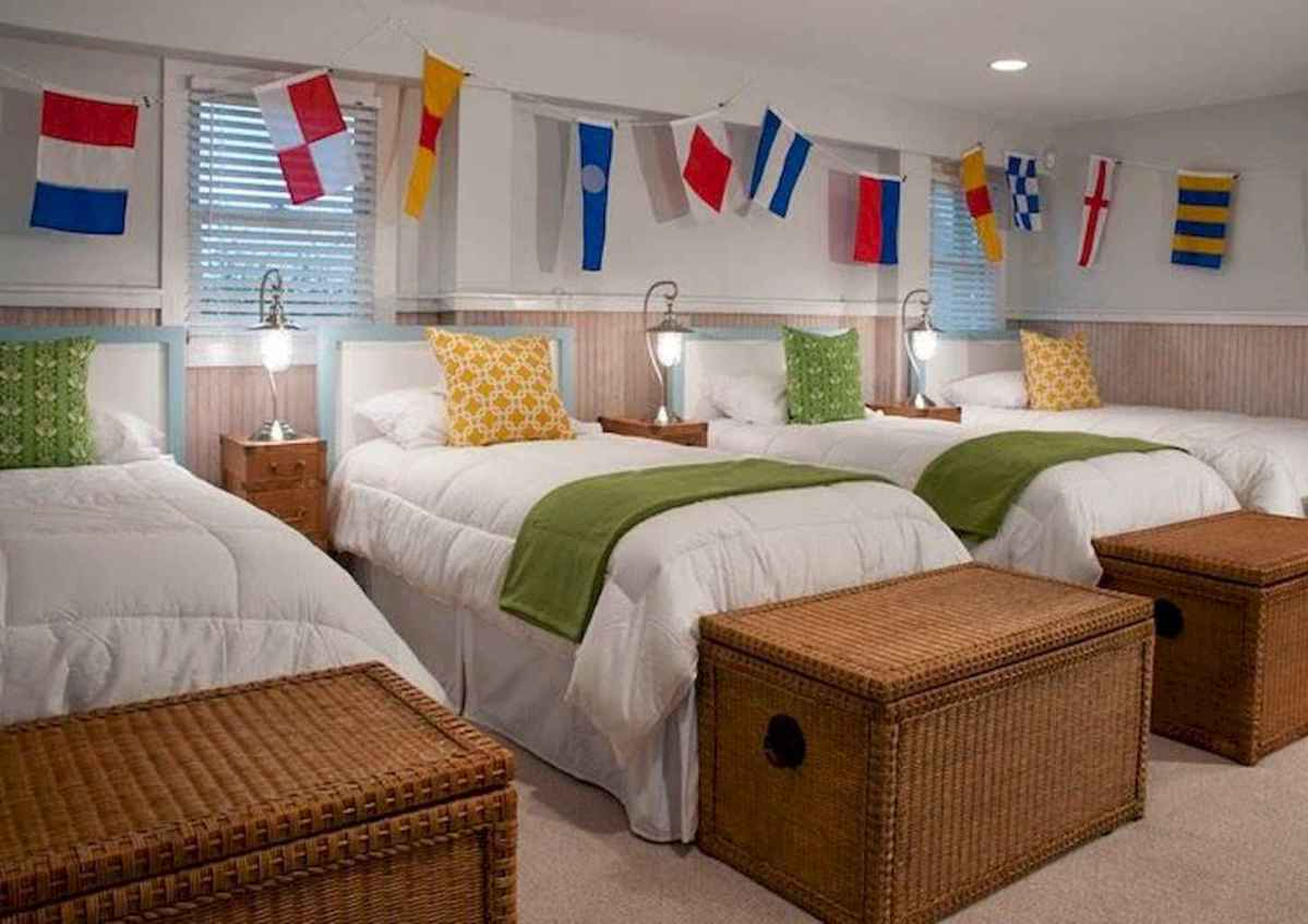 66 rustic lake house bedroom decorating ideas