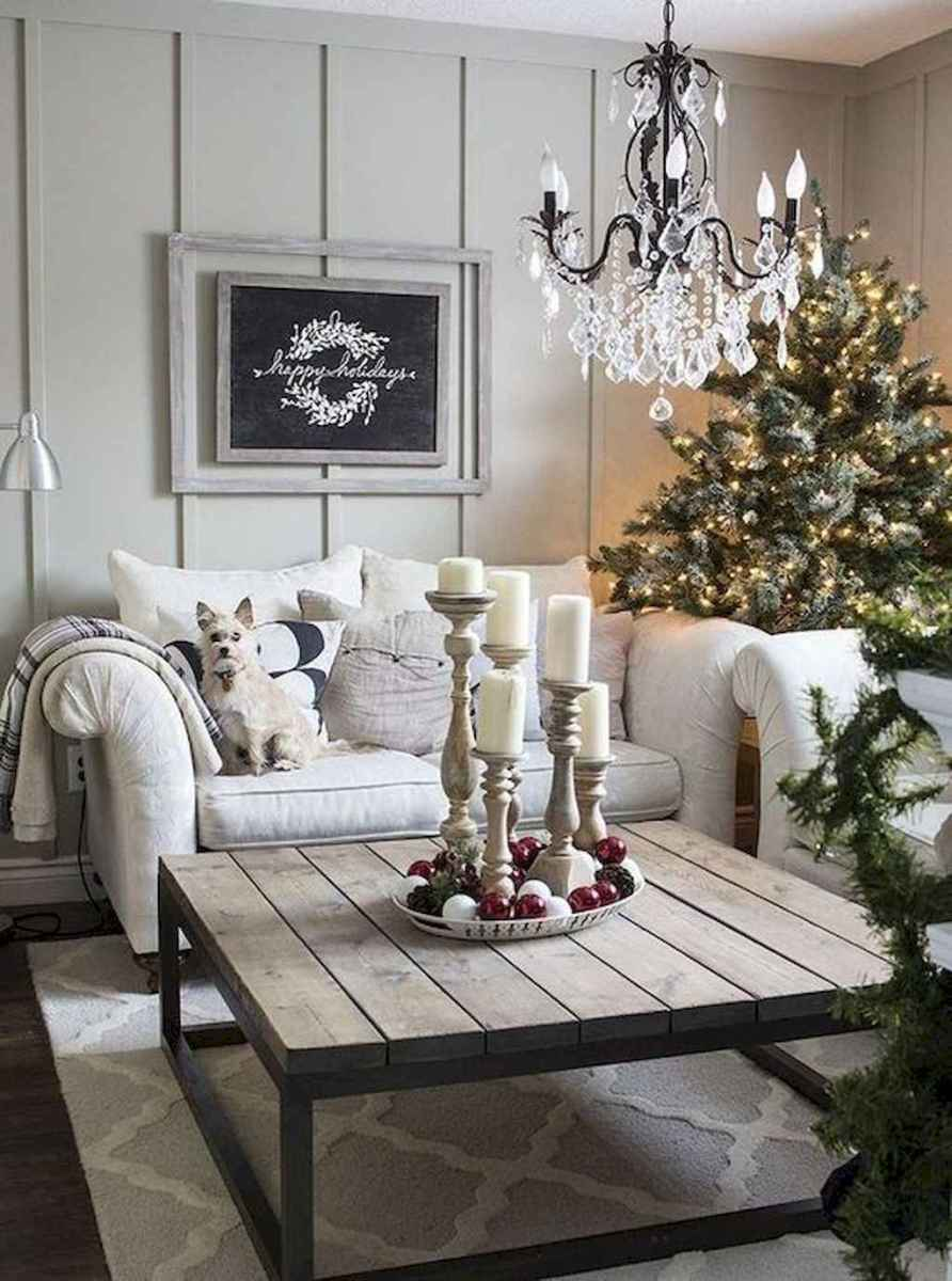 05 cozy christmas living rooms decorating ideas