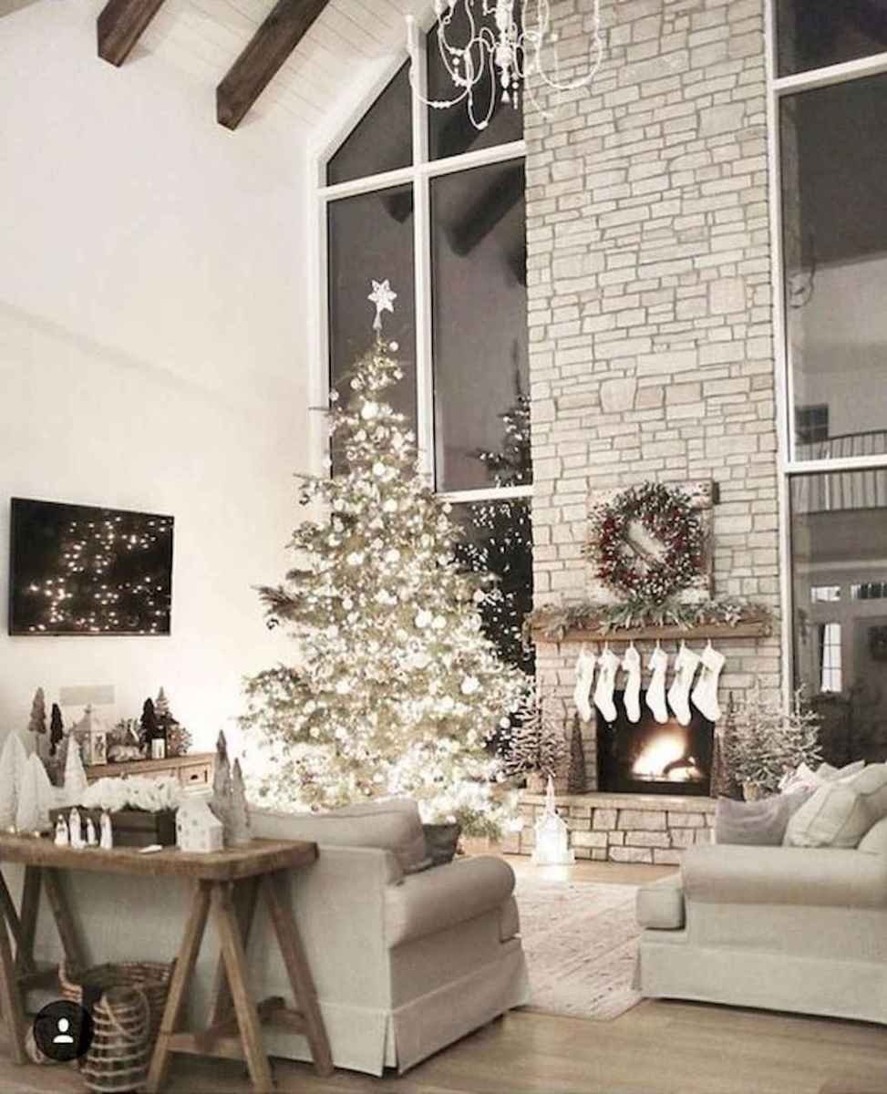 09 cozy christmas living rooms decorating ideas