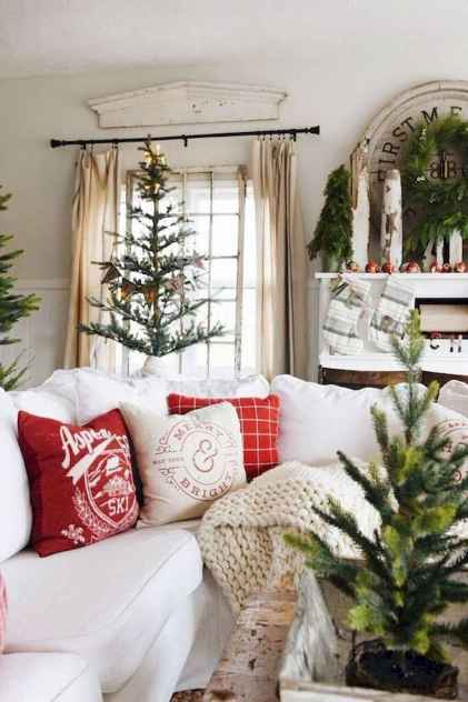 20 cozy christmas living rooms decorating ideas