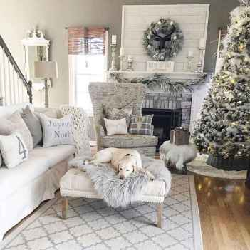 25 cozy christmas living rooms decorating ideas