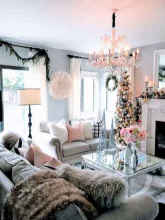 31 cozy christmas living rooms decorating ideas