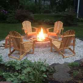 08 cozy outdoor fire pit seating design ideas for backyard