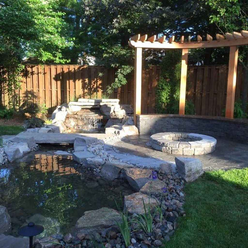 11 cozy outdoor fire pit seating design ideas for backyard