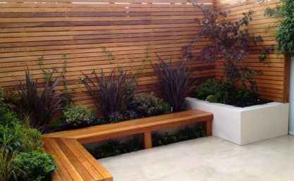 17 small courtyard garden with seating area design ideas