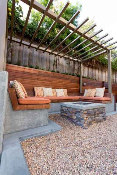 20 cozy outdoor fire pit seating design ideas for backyard