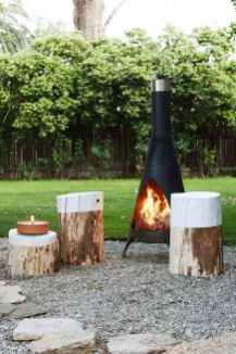 49 cozy outdoor fire pit seating design ideas for backyard