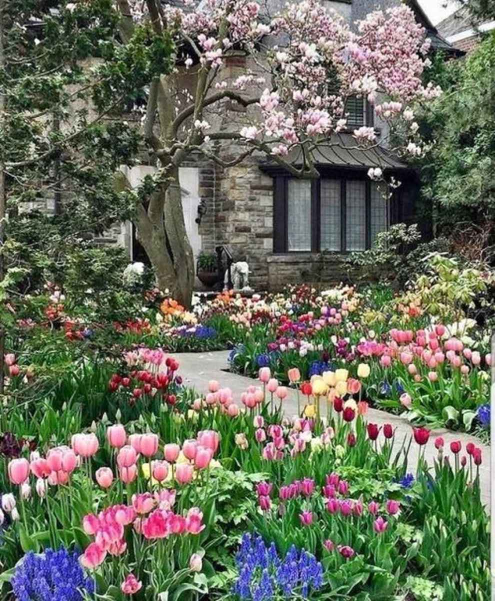 53 gorgeous garden landscaping for front yard and backyard ideas