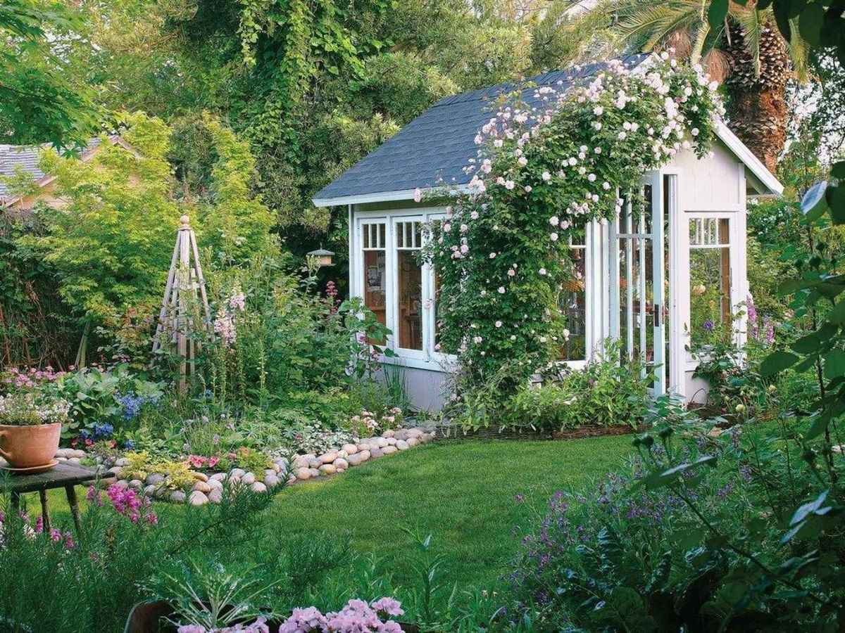 56 fantastic cottage garden ideas to create perfect spot