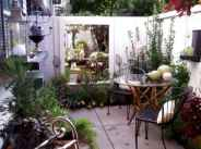 66 small courtyard garden with seating area design ideas