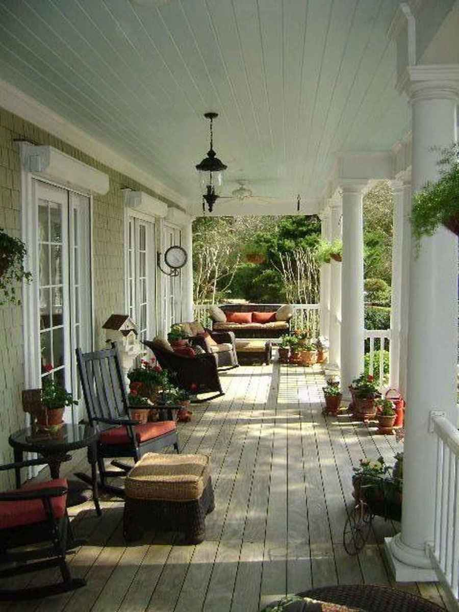 71 amazing summer front porch seating ideas
