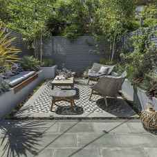 77 small courtyard garden with seating area design ideas