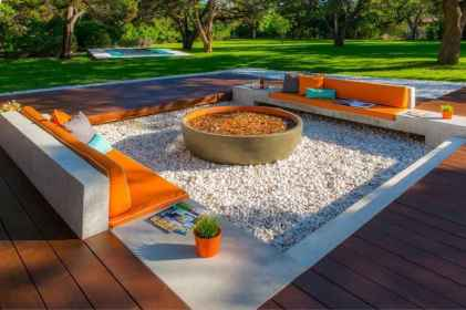 78 cozy outdoor fire pit seating design ideas for backyard
