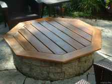 86 cozy outdoor fire pit seating design ideas for backyard