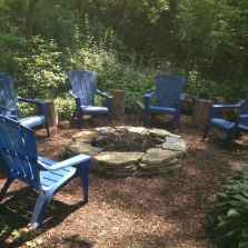 87 cozy outdoor fire pit seating design ideas for backyard