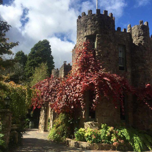 Camelot Castle Lobethal