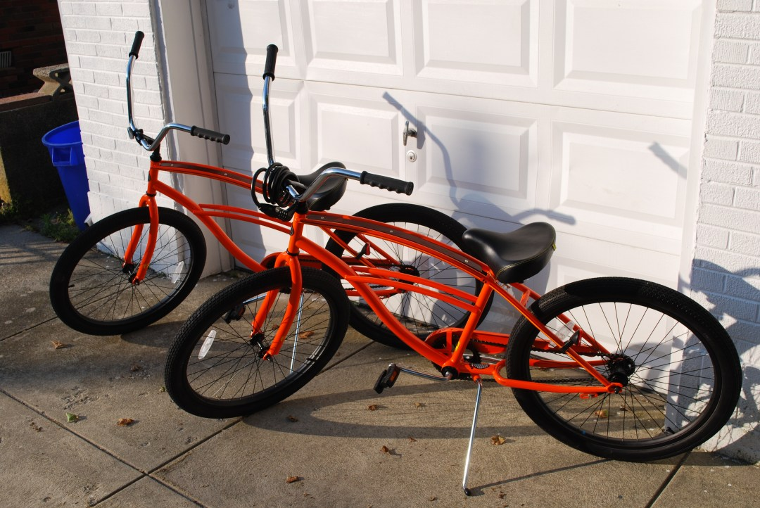recovery house bikes