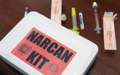 NJ Offering Free Narcan in June