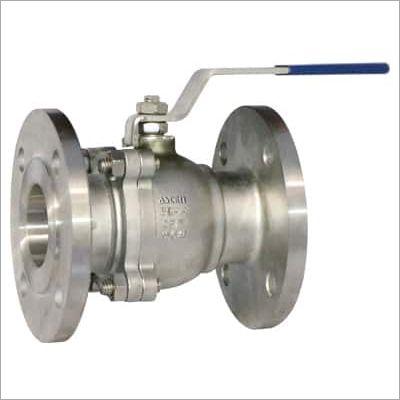 Two-Piece-cast-steel-Ball-Valve