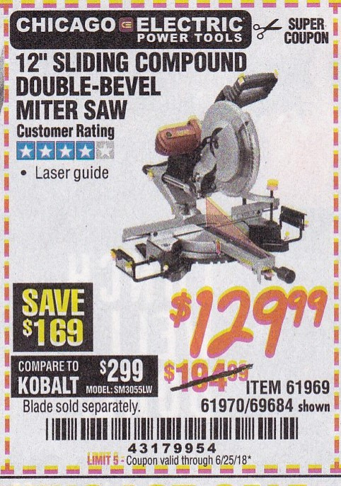 Harbor freight coupons expiring 62518 5 new free item coupons 61969 61970 69684 fandeluxe Image collections