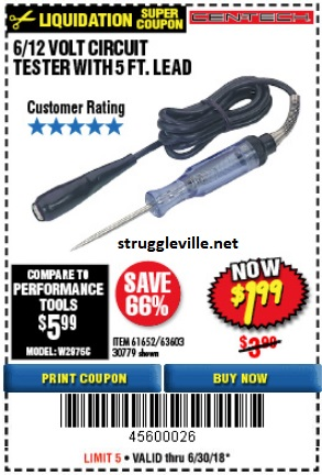 Harbor Freight Price Tracking – Giant Liquidation • Making Room for
